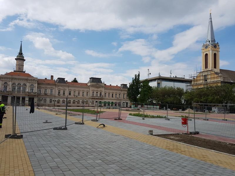 Radovi sa početka maja | Foto: Bojan Pejović