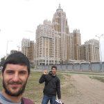 Oduševljeni Astanom - za nas je to Dubai 2