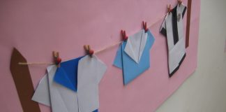 Origami dresovi   Foto: Vlastimir Jankov