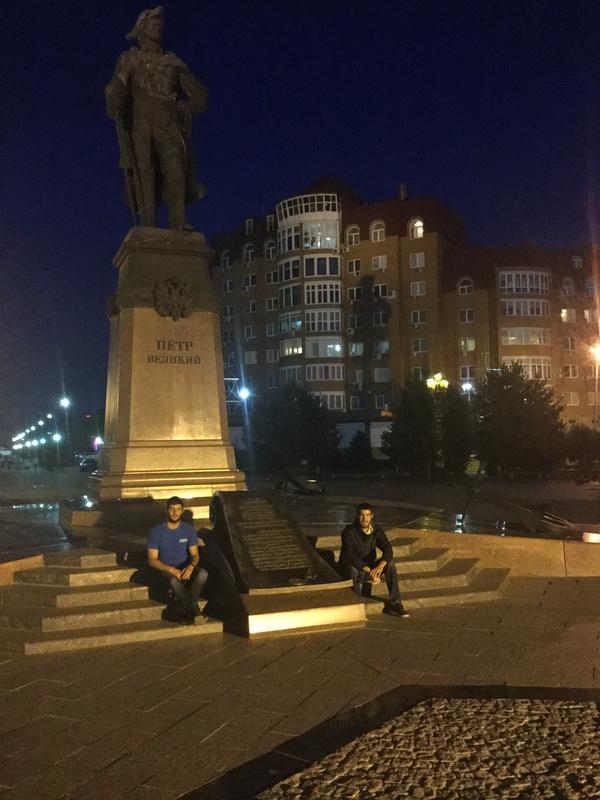 Nismo odoleli ni ovom spomeniku