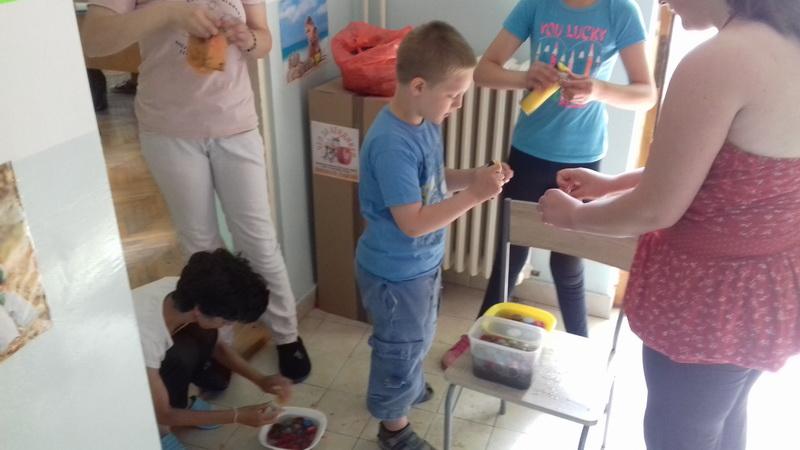 Deca i mladi posvećeni i ovoj akciji