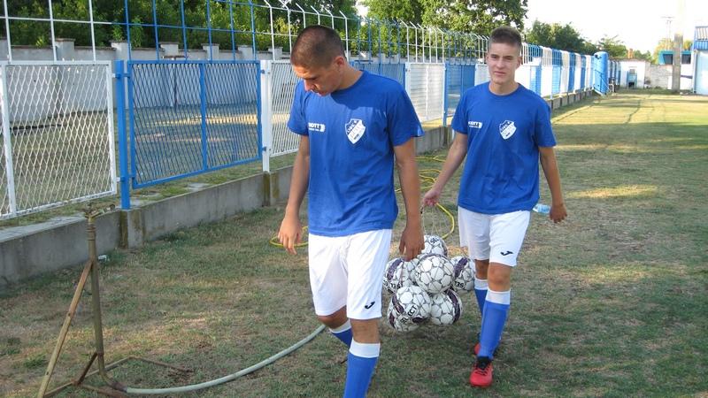 Jelić je u poslednjem minutu doneo pobedu Bečejcima | Foto: Vlastimir Jankov