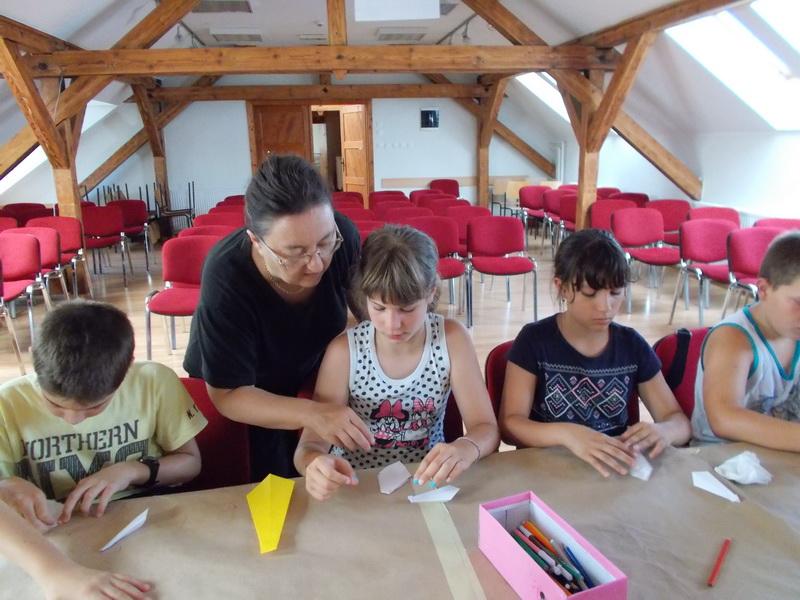 Učiteljica Milena Gmijović je rado pomagala deci