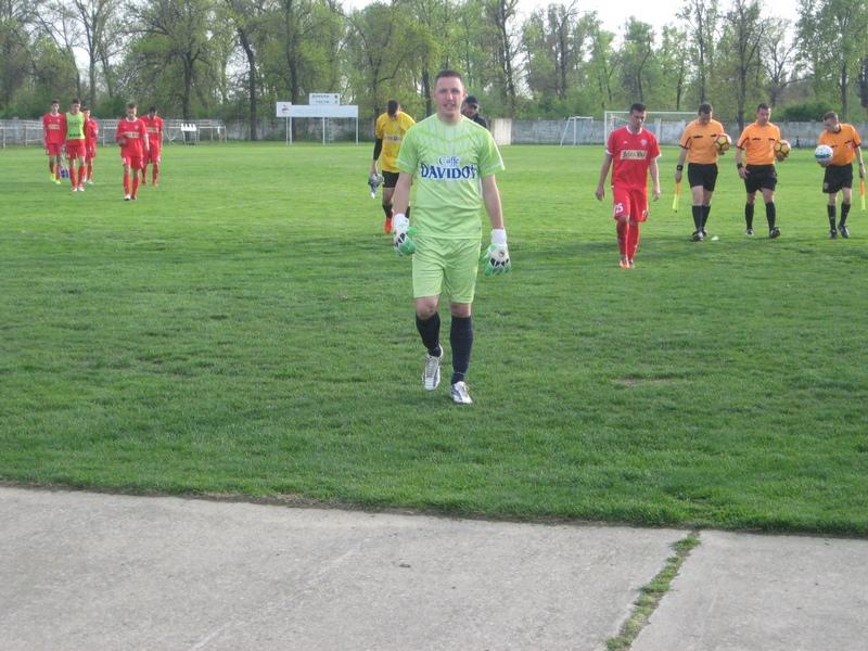 Bolje sad da Živkov primi tri gola, negokad počne prvenstvo | Foto: Vlastimir Jankov