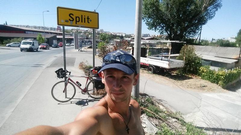 Saobraćaj u Splitu nije pogodan za bicikliste