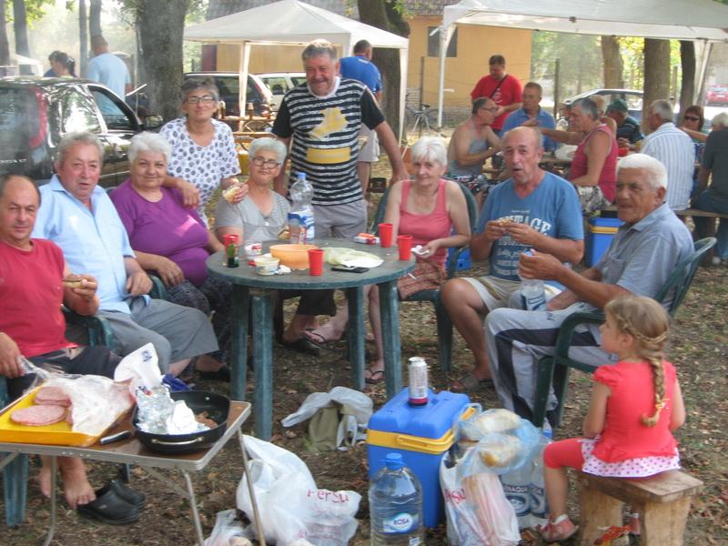 Samo na Dan sela dozvoljeno je prisustvo ženama | Foto: Vlastimir Jankov