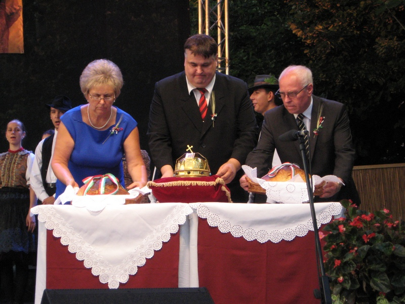 Darove su primili Eržebet Kinka, Robert Ric i Jene Hajnal | Foto: Vlastimir Jankov