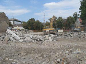 Deponije betona jedna za drugom nestaju | Foto: Vlastimir Jankov
