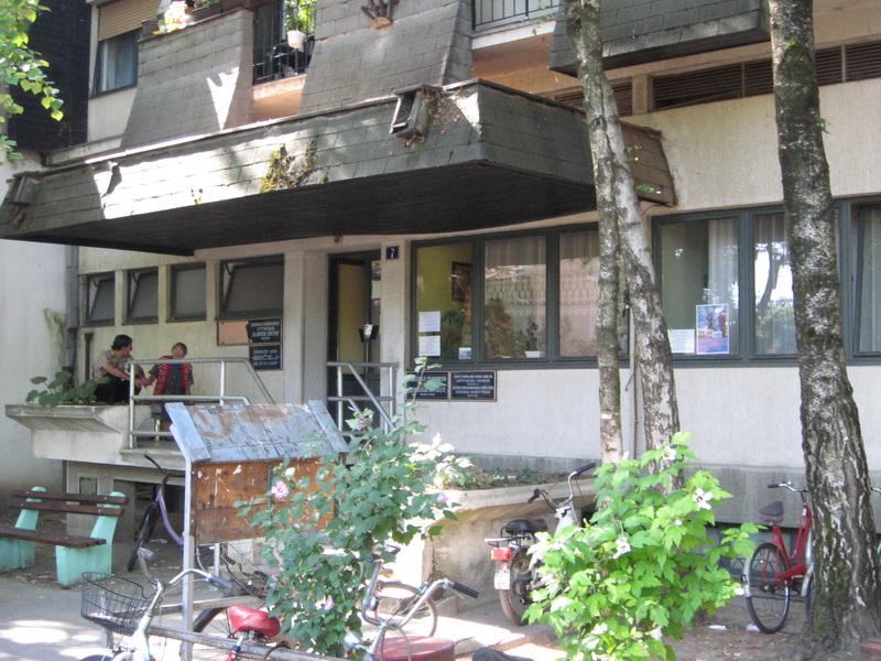 Dom penzionera u kojem je locirano bečejsko Udruženje | Foto: Vlastimir Jankov