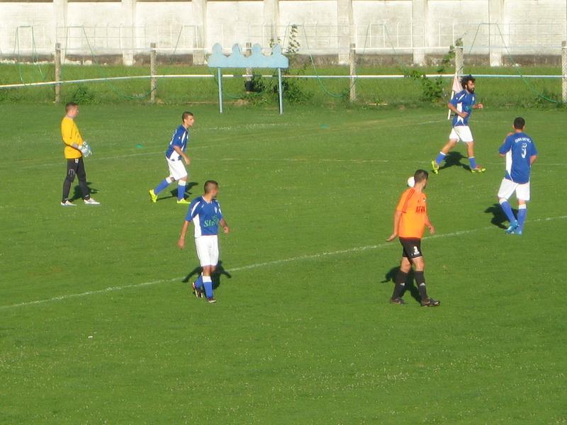 Sa lanjske utakmice Bačkotopolčana i Bečejaca | Foto: Vlastimir Jankov
