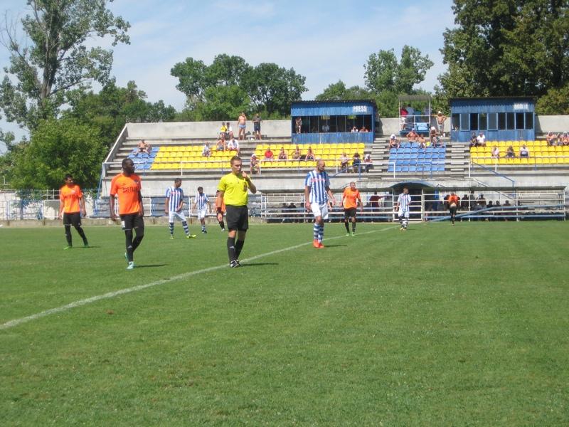 Bečejci su zabeležili svih devet pobeda u pripremnom periodu   Foto: Vlastimir Jankov