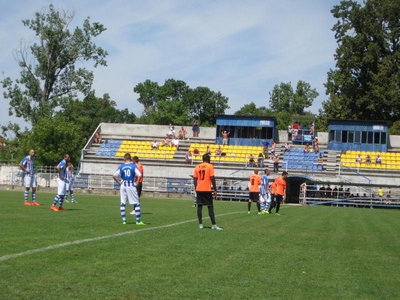 Očekuju se daleko punije tribine u prvenstvenim utakmicama | Foto: Vlastimir Jankov