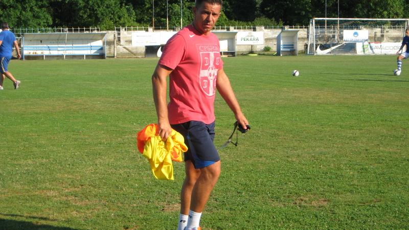 Trener Dalibor Novčić najavljuje pobedu kao imperativ | Foto: Vlastimir Jankov