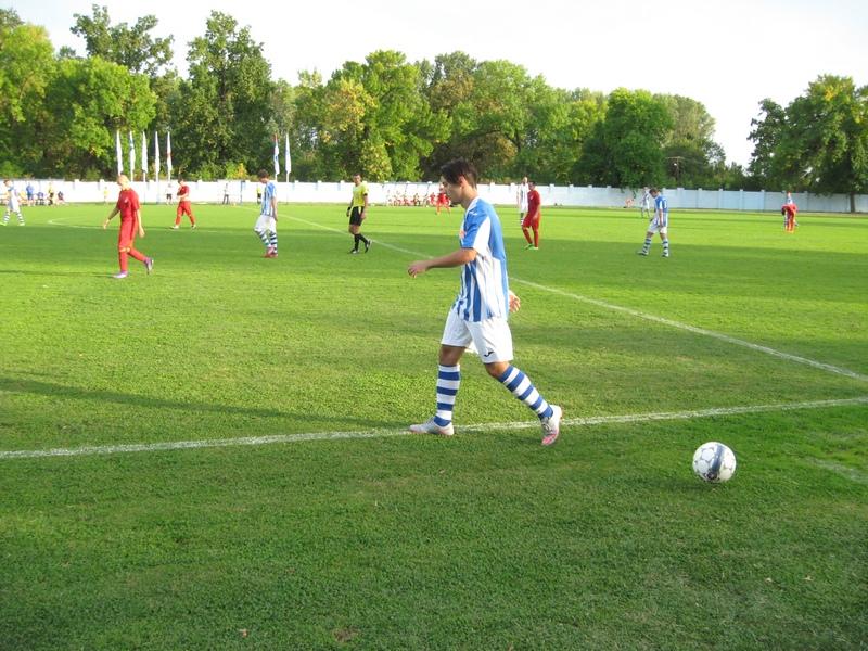 Aleksandar Babić je prošle utakmice bio strelac, a sada asistent | Foto: Vlastimir Jankov