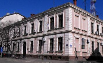 Zgrada Osnovnog suda i Osnovnog javnog tužilaštva u Bečeju