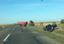 Saobraćanja nezgoda u blizini nadaljske raskrsnice