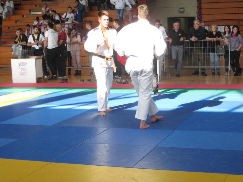 Aleksandar Stojkov osvojio je treće mesto u svojoj težinskoj kategoriji | Foto: Vlastimir Jankov
