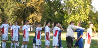 Fudbaleri Vojvodine su učvrstili prvu poziciju na tabeli   Foto: Vlastimir Jankov