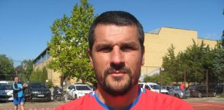 Predsednik PVK Bečej Goran Krstonošić   Foto: Vlastimir Jankov