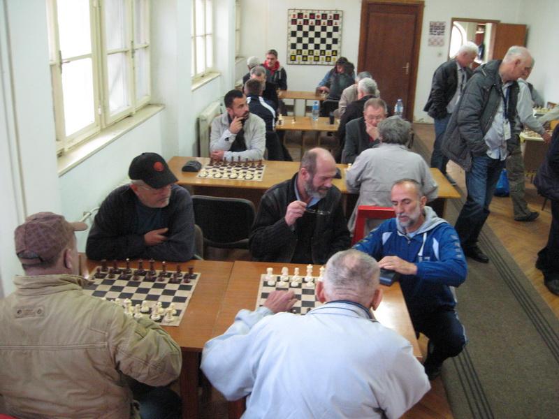 Dobre partije viđene su na šahovskim tablama | Foto: Vlastimir Jankov