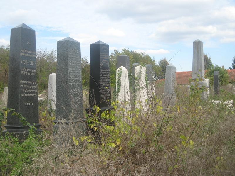 Odavno zapušteno jevrejsko groblje u Bečeju