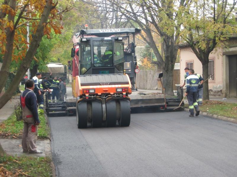 Putari Zmaj Juvinu ulicu pretvaraju u pistu   Foto: Vlastimir Jankov