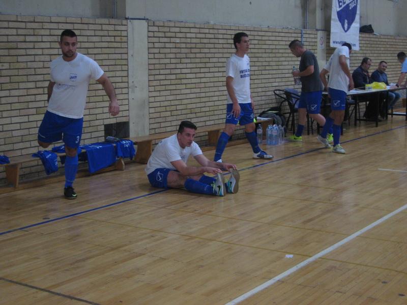Futsaleri Bečeja ne prekidaju seriju pobeda   Foto: Vlastimir Jankov