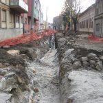 Trenutno najveća investicija u Bečeju je rekonstrukcija Dositejeve ulice | Foto: Vlastimir Jankov