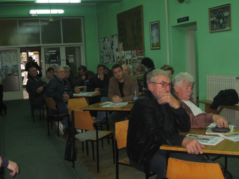 Dragan Mačićev je prepolovio površinu za obradu | Foto: Vlastimir Jankov