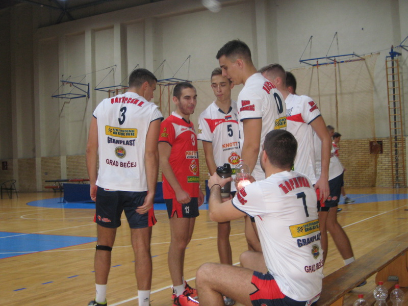 Novi poraz Bečejaca u prvoligaškoj konkurenciji   Foto: Vlastimir Jankov