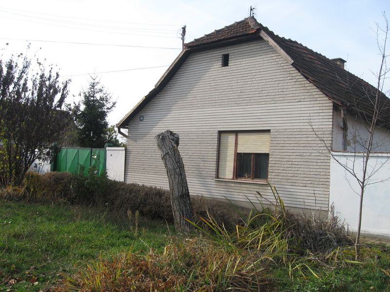 Skromnog izgleda kuća Veronike Ric u bečejskoj Ulici Spasoje Stejić | Foto: Vlastimir Jankov