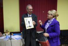 Verna čitateljka je darovala sliku Đerđu Lajberu | Foto: Roža Feher