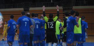 Futsaleri Bečeja su devet puta ove sezone teren napuštali kao pobednici | Foto: Vlastimir Jankov