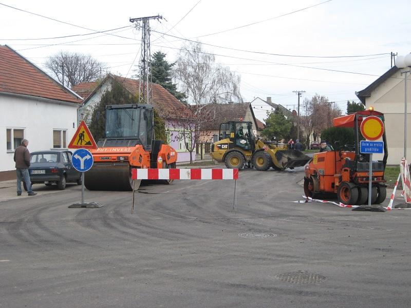 Na ovom mestu je završena sanacija Zmaj Jovine ulice | Foto: Vlastimir Jankov