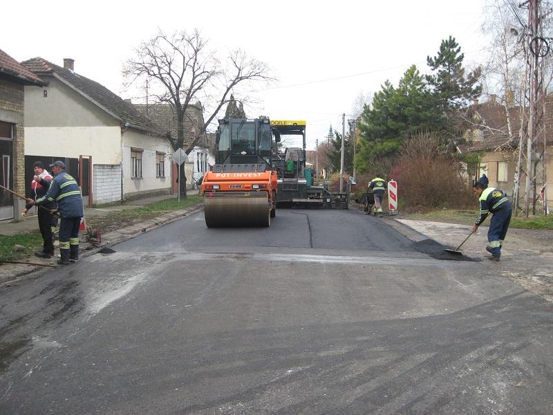 Sanacija druge faze Zmaj Jovine ulice završena pre roka | Foto: Vlastimir Jankov