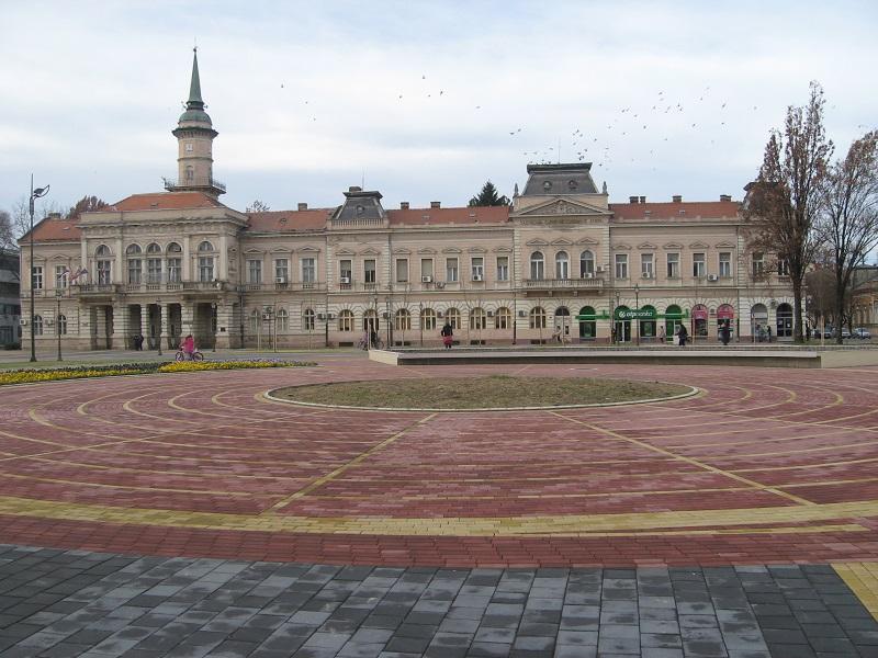 Gradska kuća i Zadužbina baronice Eufemije Jović treba među prvima da se saniraju | Foto: Vlastimir Jankov