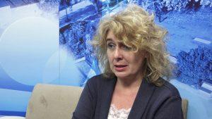 Šormaz Izabella, a Gyermekbarát Egyesület elnöke