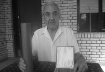 Slobodan Preradović s poslednjim u nizu priznanja | Foto: Vlastimir Jankov