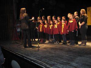 Oni su otpevali Svetosavsku himnu | Foto: Vlastimir Jankov