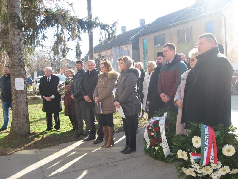 Sa komemoracije povodom Dana holokausta | Foto: Vlastimir Jankov