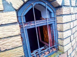 Šteta i na kapeli   Foto: backopetrovoselo.com