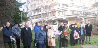 Učesnici komemoracije povodom streljanja na Jovandan 1942. godine   Foto: Vlastimir Jankov