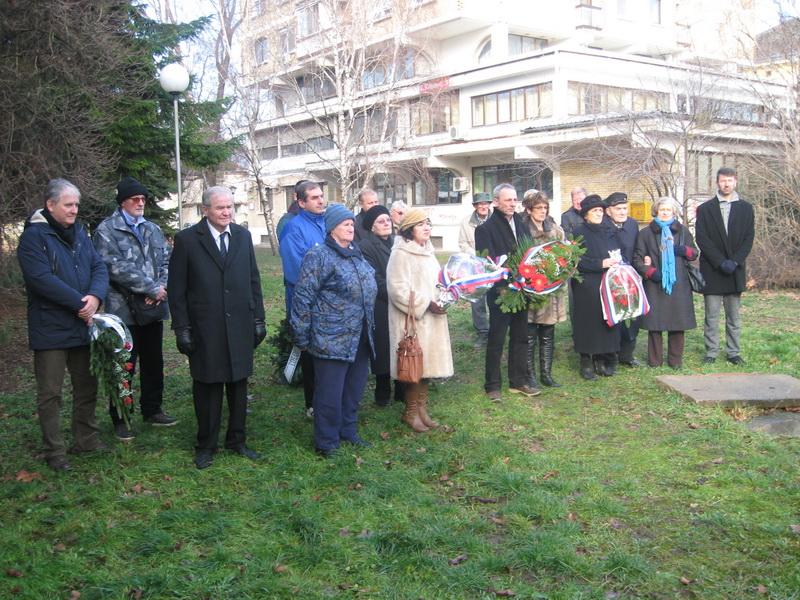 Učesnici komemoracije povodom streljanja na Jovandan 1942. godine | Foto: Vlastimir Jankov