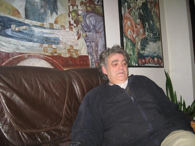 Milivoj Mirić zavaljen u fotelju zadovoljno sumira sve iza sebe | Foto: Vlastimir Jankov
