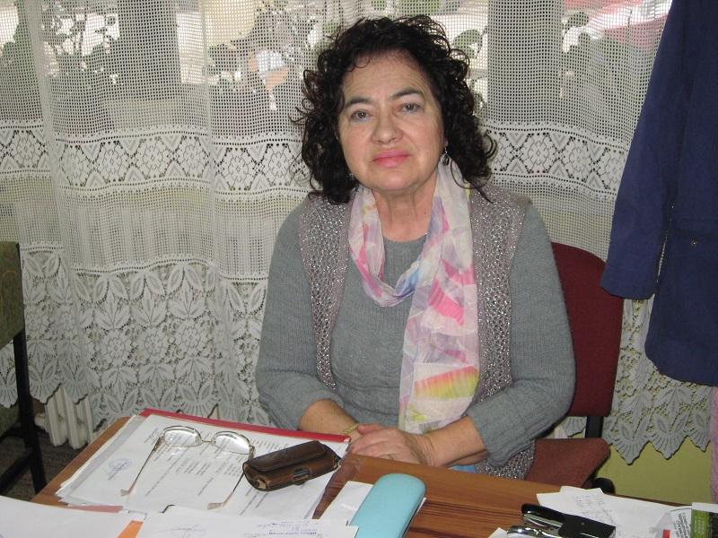 Predsednica bečejskog udruženja penzionera Nada Milovanov | Foto: Vlastimir Jankov