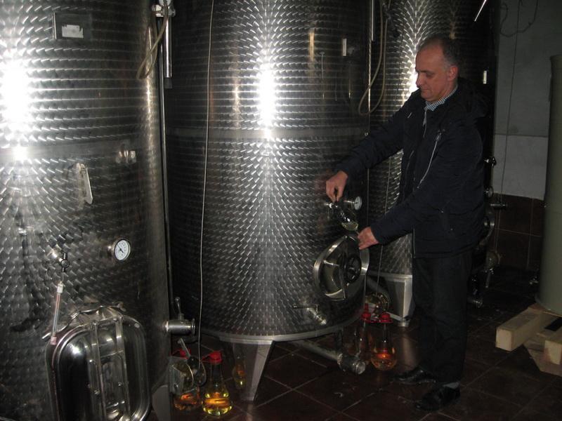 Probna proizvodnja nove vinarije dala je očekivani kvalitet | Foto: Vlastimir Jankov