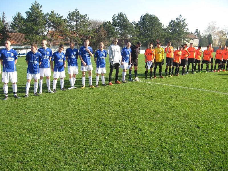 Sa novembarskog utakmice Bačkogradištanaca i Bačkotopolčana | Foto: Vlastimir Jankov