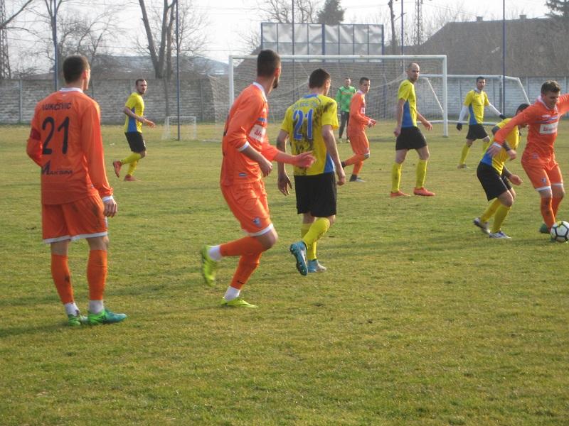 Sa utakmice Bečejaca i rezervista subotičkog Spartaka | Foto: Vlastimir Jankov