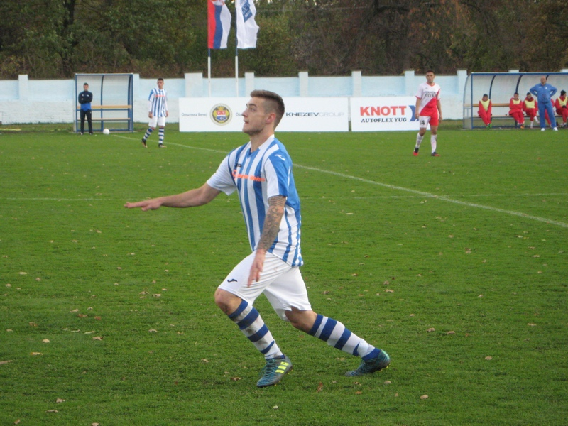 Mladen Kovačević je uknjižio šest golova na četiri utakmice   Foto: Vlastimir Jankov