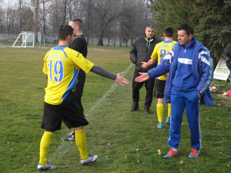 Novajlija Goran Potkozarac je upisao prvi pogodak za Bečejce | Foto: Vlastimir Jankov